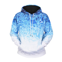 цена на Autumn Drawstring 3D Funny Printed Print Hooded Sweatshirts Hoodies 2019 Hip Hop Harajuku Pullover Streetwear Hoodie