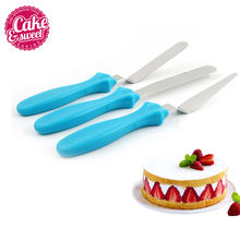 New 3Pcs Of Cake knife/Baking Tools Of Cakes/Fondant Cake Decorating Tools/Pastry Tools/Patisserie Accessoire/Kitchen Tools