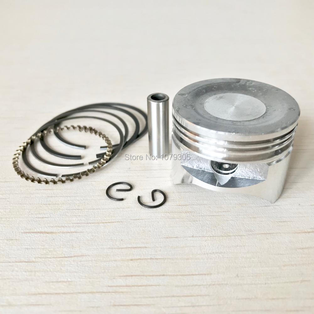 GX35 Engine Piston Kit 39mm with Piston Ring Set for Brush Cutter Trimmers Motor Brushcutters Repalcement Parts gx35 brush cutter piston set diameter 40mm with piston ring kit for trimmers engine motor replace parts