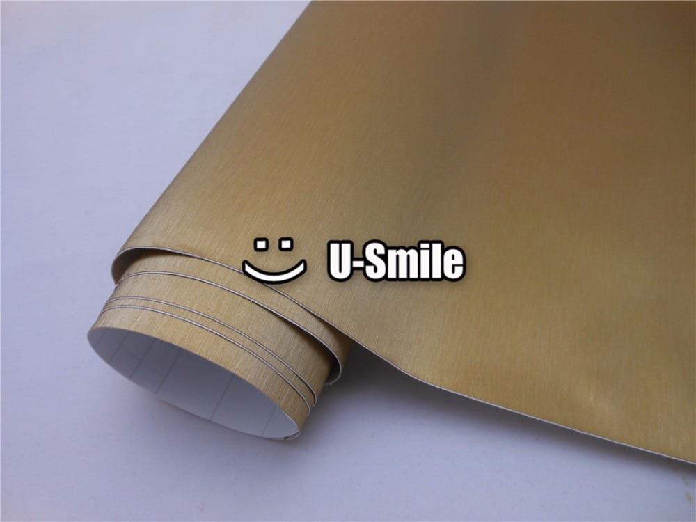 Gold-BRUSHED-Metallic-Vinyl-Wrap-01