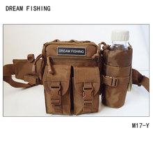 Waist Bags Multifunctional fishing bag Portable Multi-Purpose Fly Fishing Sling Pack Fishing Tackle Bag