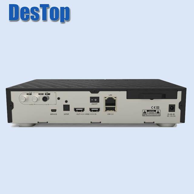 2017 Newest Model DM900 HD with DVB S2/C/T2 Tuner dm 900 UHD