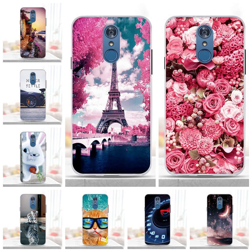 06332b73e31 Case for LG Q7 Case Cover Soft Silicone 3d Cute Phone Cover For Coque LG Q7
