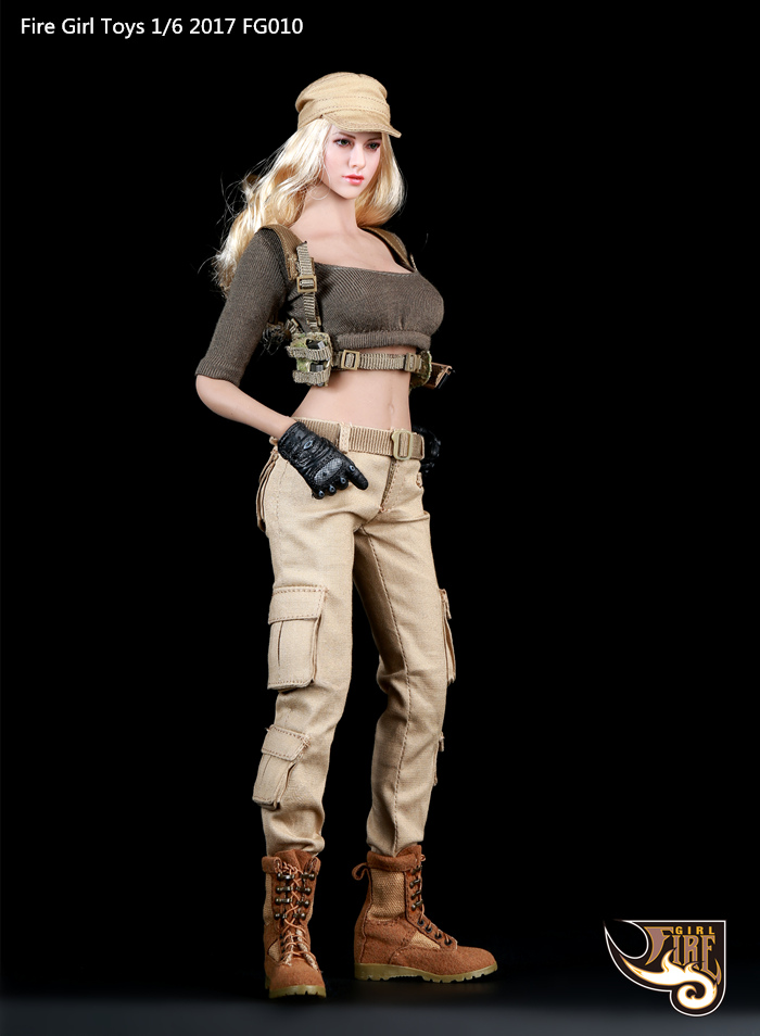1/6 scale figure Clothing accessories Female Combat suit uniforms for 12 Action figure doll,Not included body,head and weapon