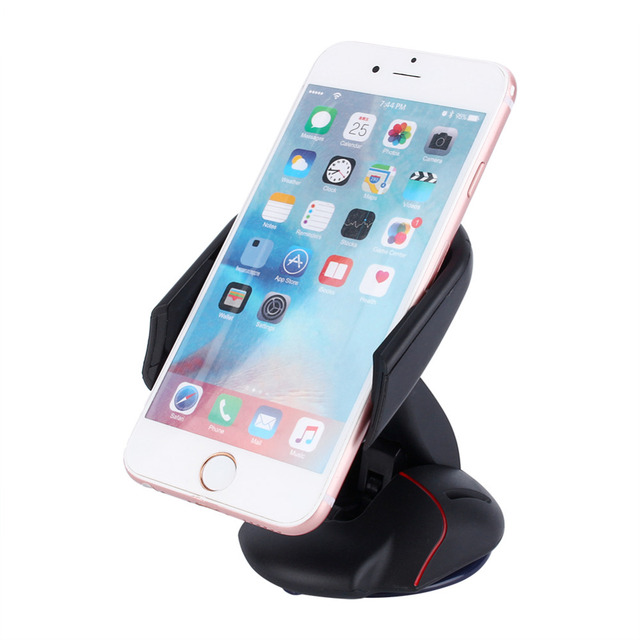 Innovative Car Phone Holder Auto Cell Phone Holder Dashboard Windshield  Mobile Phone Holder Mouse Stand Mount Support Rotatable-in Mobile Phone