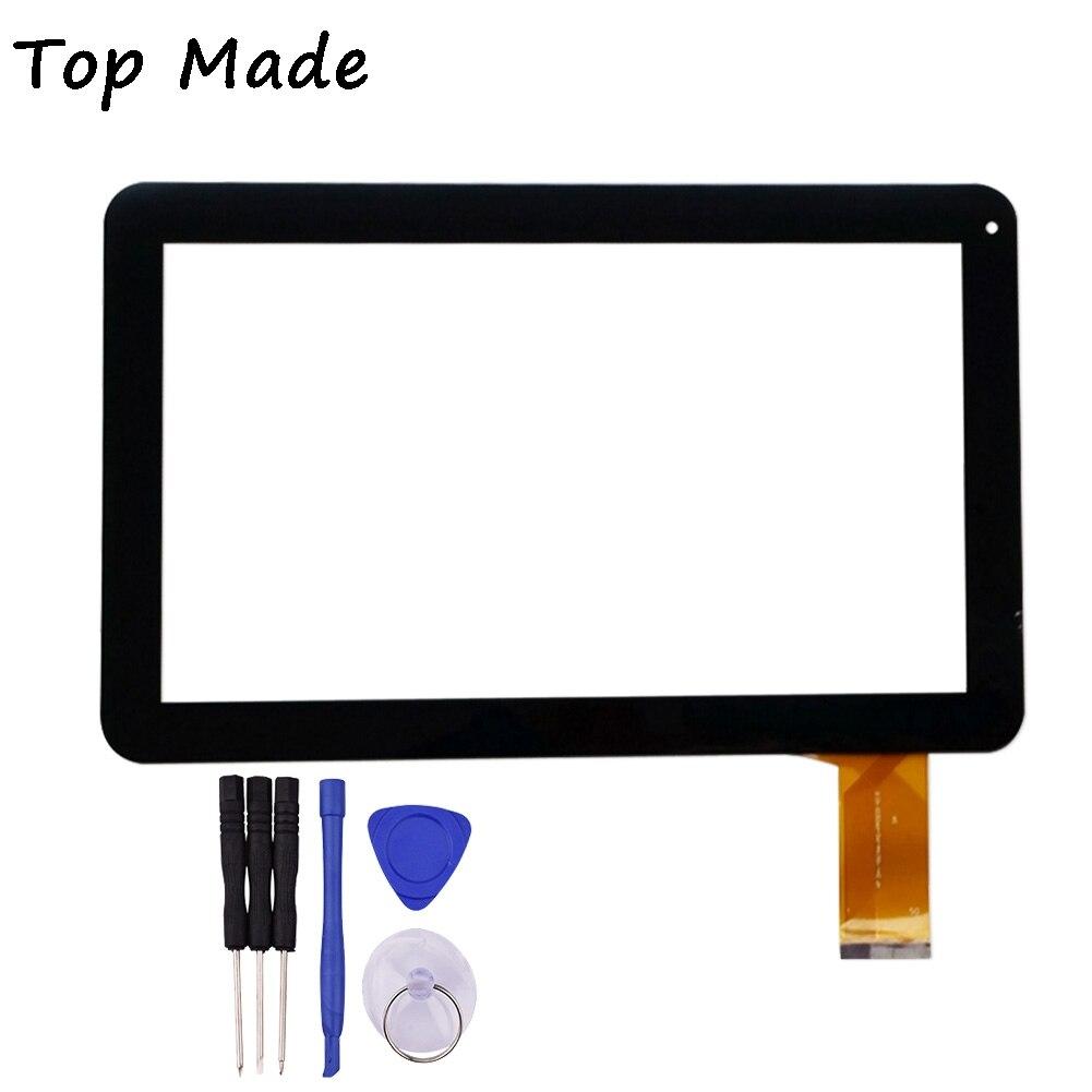 10.1 ''дюймовый Сенсорный Экран для DH-1007A4-PG-FPC033-V2.0 Y0K5 Tablet Digitizer Стекло Замена Датчика Панель Бесплатная Доставка
