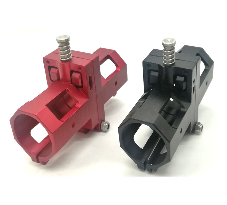 TianYuQi 30mm arm fold Sideway Connector CNC Aluminium part kit for Agricultural agriculture drone Multicopter quadcopter pastoralism and agriculture pennar basin india