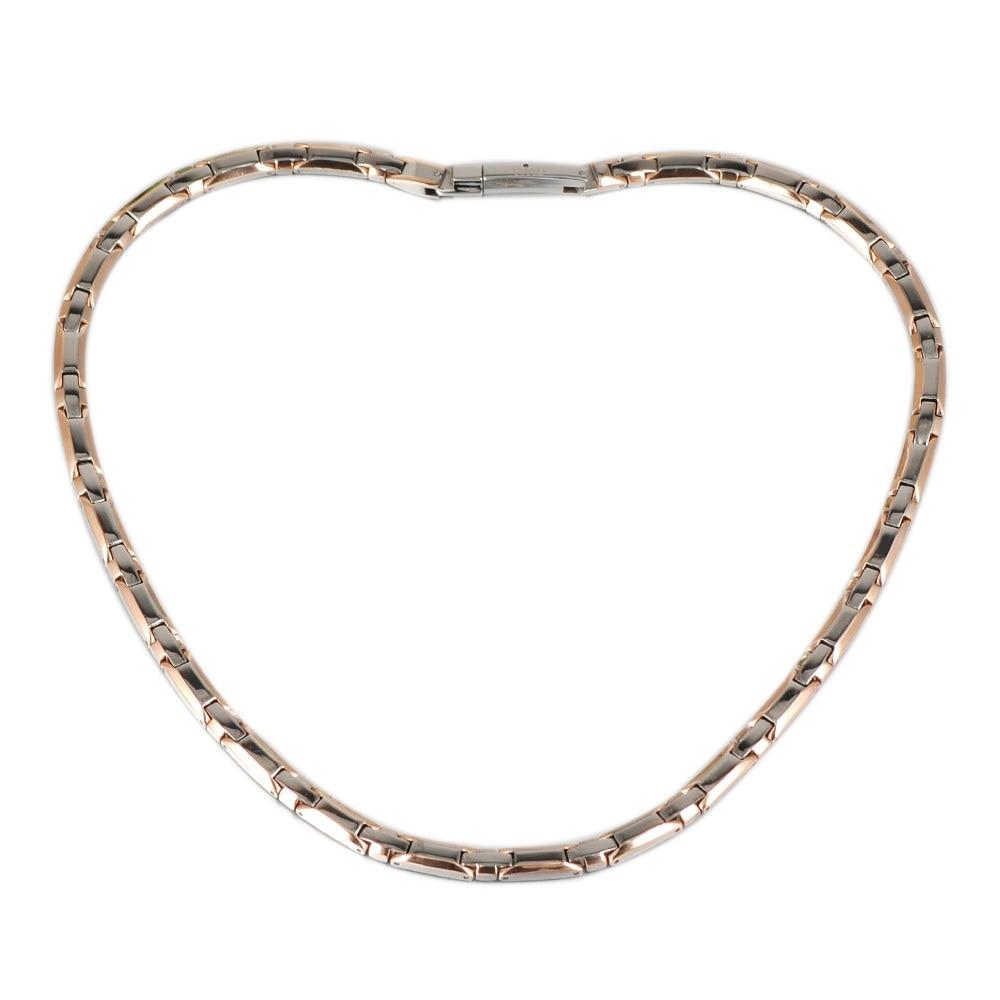 Wollet nakit zdravje energija titan magnetna ogrlica za ženske - Modni nakit - Fotografija 2