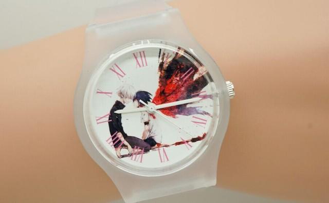 Tokyo Ghoul Fashion Student Quartz Watch