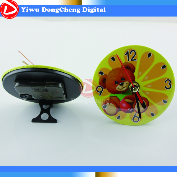 factory direct sale100stes(100mm) DIY badge Clock, blank badge clock button component  use badge machine to make DCZB-100 тушь make up factory make up factory ma120lwhdr04