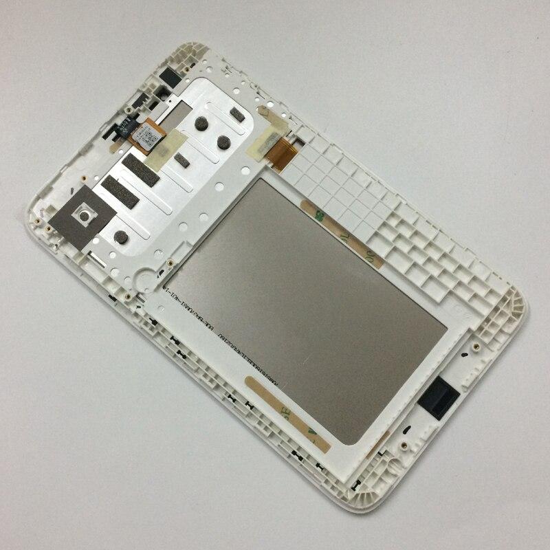 Белый для lenovo Tab A7-30 A3300 A3300T A3300-GV A3300-HV Сенсорный экран планшета + ЖК-дисплей Дисплей Панель монитора в сборе с рамкой