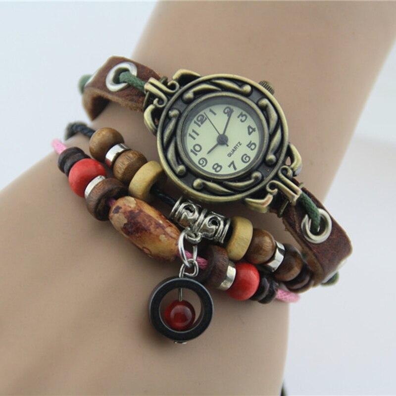 Теплые подарки часы