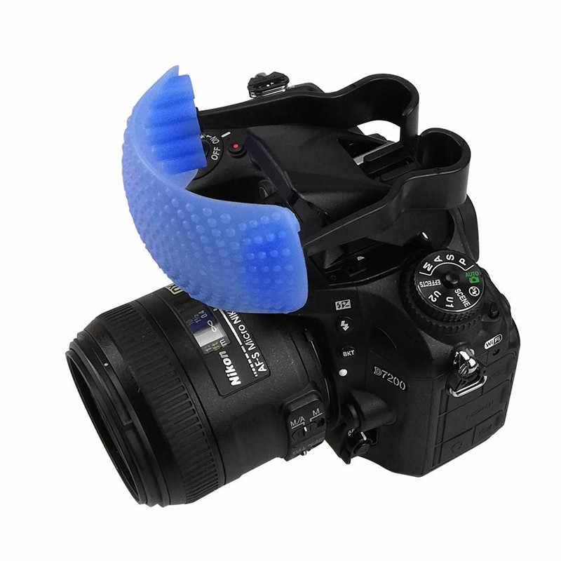 3 Màu Sắc 3 Trong 1 Bật Đèn Flash Máy Khuếch Tán Tinh Dầu Dành Cho Canon Nikon Pentax Kodak DSLR SLR Camera