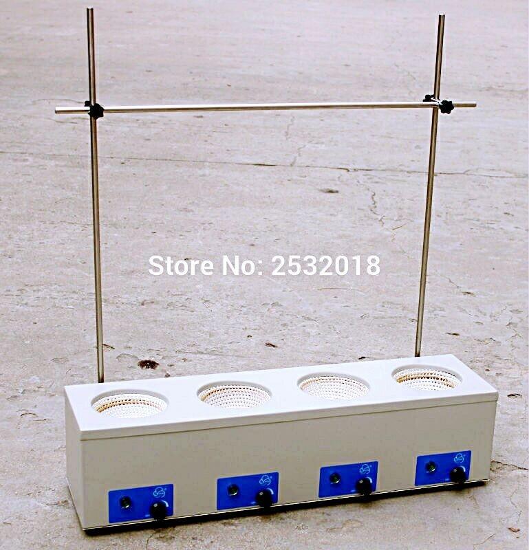 все цены на 250ML Laboratory Heating Mantles Four Rows Electronic Control , Capacity !Max Temp 450 degree, ! Free Shipping ! онлайн