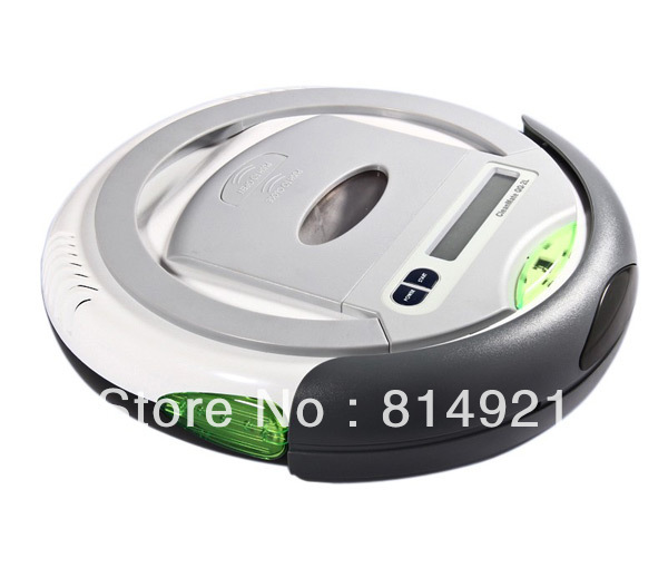 Robotic vacuum cleaner (For All buyer)-time control,auto-charege cleaner,good design,good quality,good price