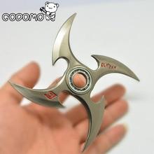 Naruto Shuriken Kunai Dart Fidget Hand Spinner