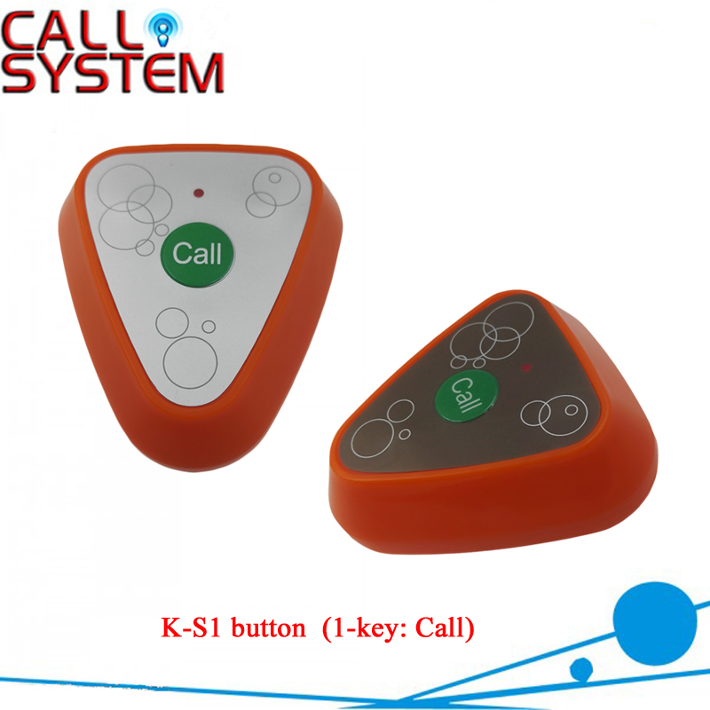 15pcs/pack Wireless Table Call Button K-S1 for service in restaurant cafe hotel equipment15pcs/pack Wireless Table Call Button K-S1 for service in restaurant cafe hotel equipment