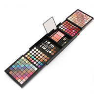 177 Colors Eyeshadow Combination Palette Makeup Set Big Kit Matte Shimmer Beauty Cosmetic Professional Pigmented With