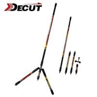 DECUT Archery Stabilizer Balance Bar 30inch 10inch 4inch OD18mm Bow Balance Damper Hunting Accessory