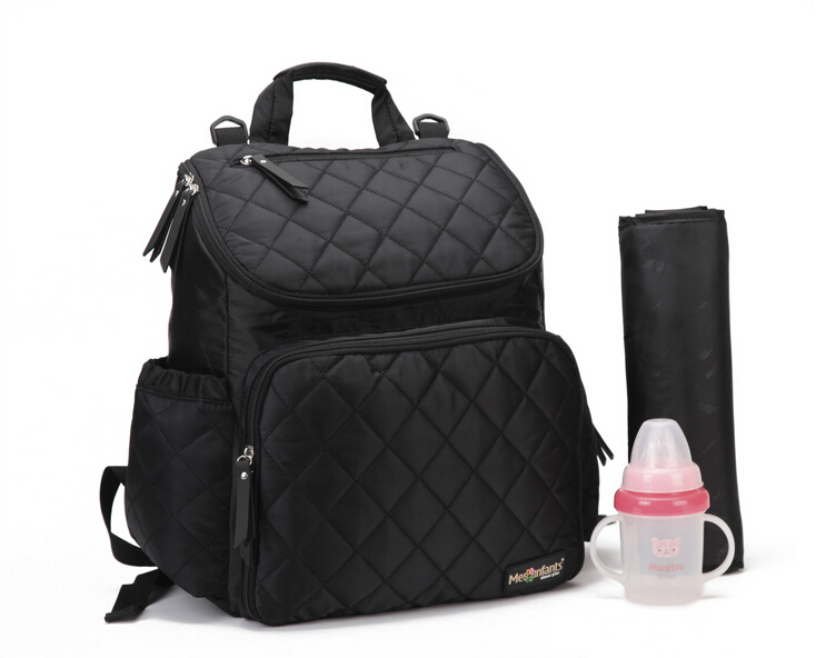 Mode sac à dos bébé sacs pour maman couche sac à dos pour voyage multifonctionnel mère momie sac Nappy sac à dos Bebe Maternidade