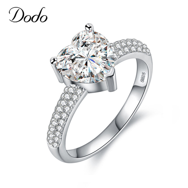 tankmm Fashion Flower Wedding Ring for Women WhiteGold Color Midi Ring Crystal Cubic Zirconia Engagement Band Jewelry