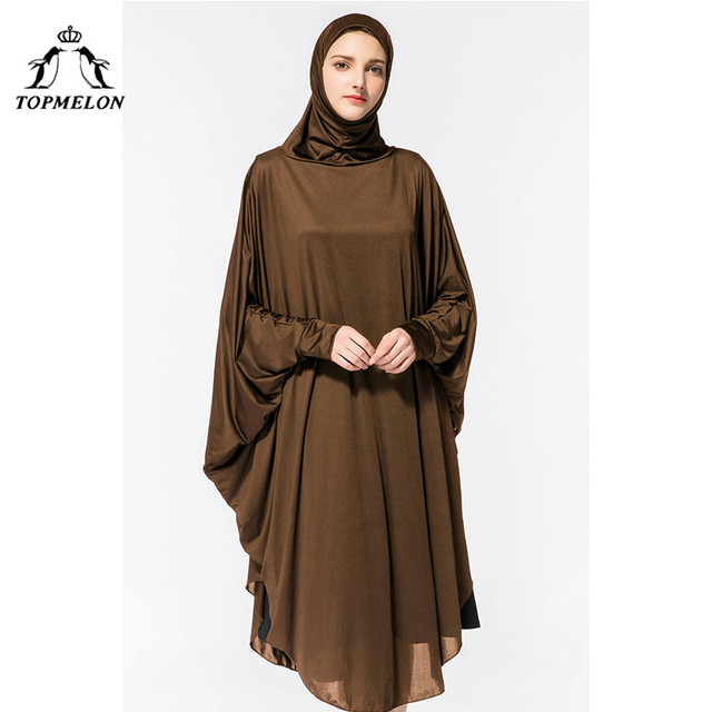 Abaya Hijab Dress  1