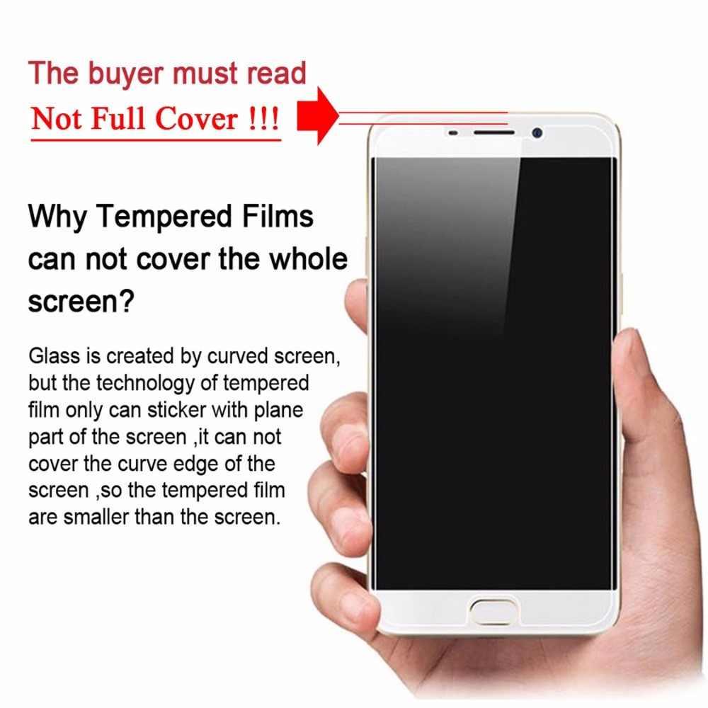 Đối với Xiaomi A1 A2 5X 6X Tempered Glass Cho Xiaomi Redmi 5 Cộng Với 4A 4X Lưu Ý 4 4X Lưu Ý 5 pro 5A Thủ Màn Hình Bảo Vệ Phim