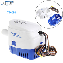 Sailflo 12V 750GPH automatic bilge pump
