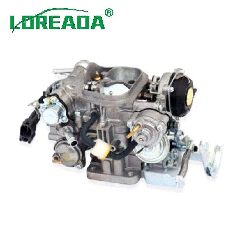 LOREADA CARBURETOR ASSY 211000-75120 21100075120 For TOYOTA 3RZ Engine Car-Stying Japanese Car Engine Parts Fast Shipping car style carburetor assy fit for nissan j15 cabstar datsun engine oem 16010 b5200 16010 b0302