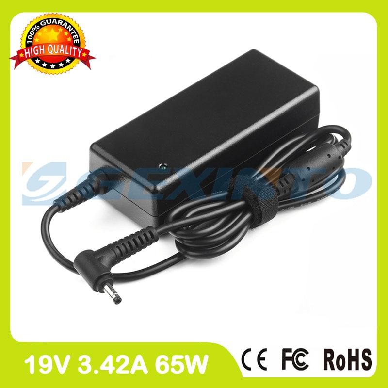 19V 3.42A 65W Ac Adapter ADS-65BI-19-3 19065G EAY62930801 Laptop Charger For LG 14U530 15N530 15ND530 15U530 U450 U460 U560