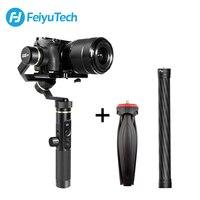 Tüketici Elektroniği'ten Kamera Sabitleyici'de FeiyuTech G6 Artı 3 Axis Kolu Splashproof Gimbal Feiyu G6P Sabitleyici için Cep Kamera GoPro Hero 5/6 Akıllı Telefon
