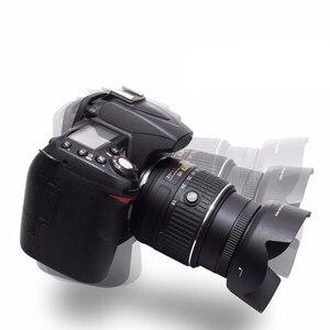 Image 3 - Centechia מצלמה עדשת הוד עבור EW 73B EW 73B Canon 60D 70D 600D 17 85 18 135 עדשת הוד עדשת מגן