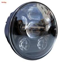 2016 neue Art 5,75 Zoll 45 Watt Scheinwerfer Hohe Abblendlicht Für Harley
