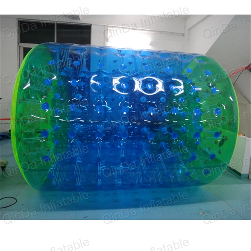 Colorful Bubble Roller/ Inflatable Water Rolling , Water Roller Ball Price for Sale inflatable water spoon outdoor game water ball summer water spray beach ball lawn playing ball children s toy ball