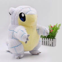 19 cm Anime Alola Sandshrew Stuffed Plush Cartoon Peluche Dolls Christmas Gift Baby Toys For Children