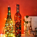 3M 40LEDs Copper Wire Fairy String Lights Lamps For Christmas Wedding EU Plug