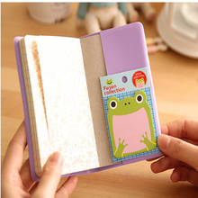 цены на 10PCS Kawaii Charming Animal Series Memo Pad Sticky Notes Bookmark Point It Sticker Paper office School Supplies sticker planner  в интернет-магазинах
