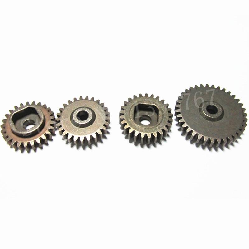 ᐅHSP piezas 50211 opcional Polvos de maquillaje acero gear (25t-a ...