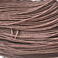 2015 new fashion hot selling cotton wax rope, Cotton Wax Cord, brown, about 1.5mm in diameter, 80m/lot free shipping