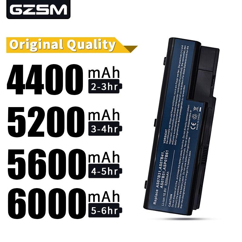 HSW 5200MAH laptop akkumulátor ACER Aspire 5910G 5920 5920G 5930 - Laptop kiegészítők