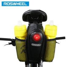 66e4b9d6d30 Sillín de Bicicleta de ROSWHEEL Bolsa W/2 Botella de Agua de la Bolsa y