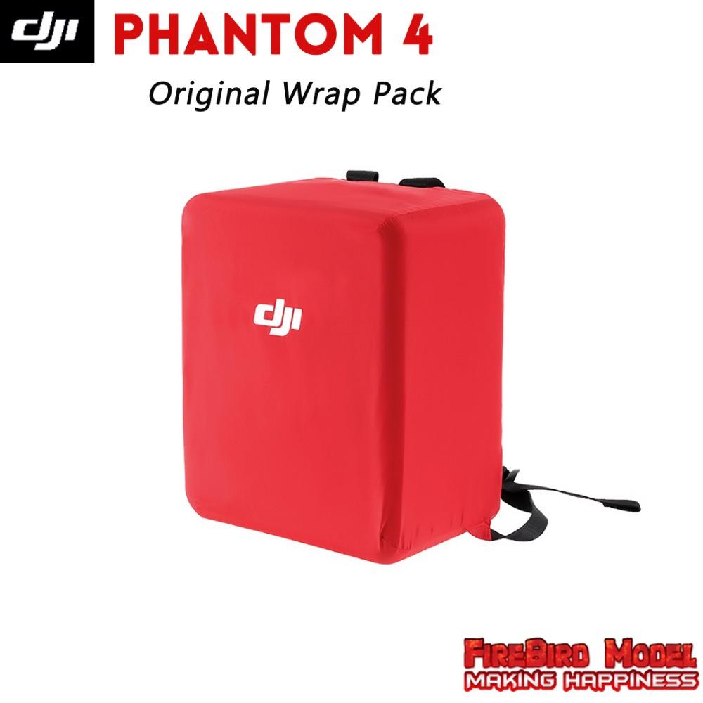 Prix pour D'origine DJI Phantom 4 Wrap Pack Pratique et Durable Étanche Couverture pour Phantom 4 Mousse Étui