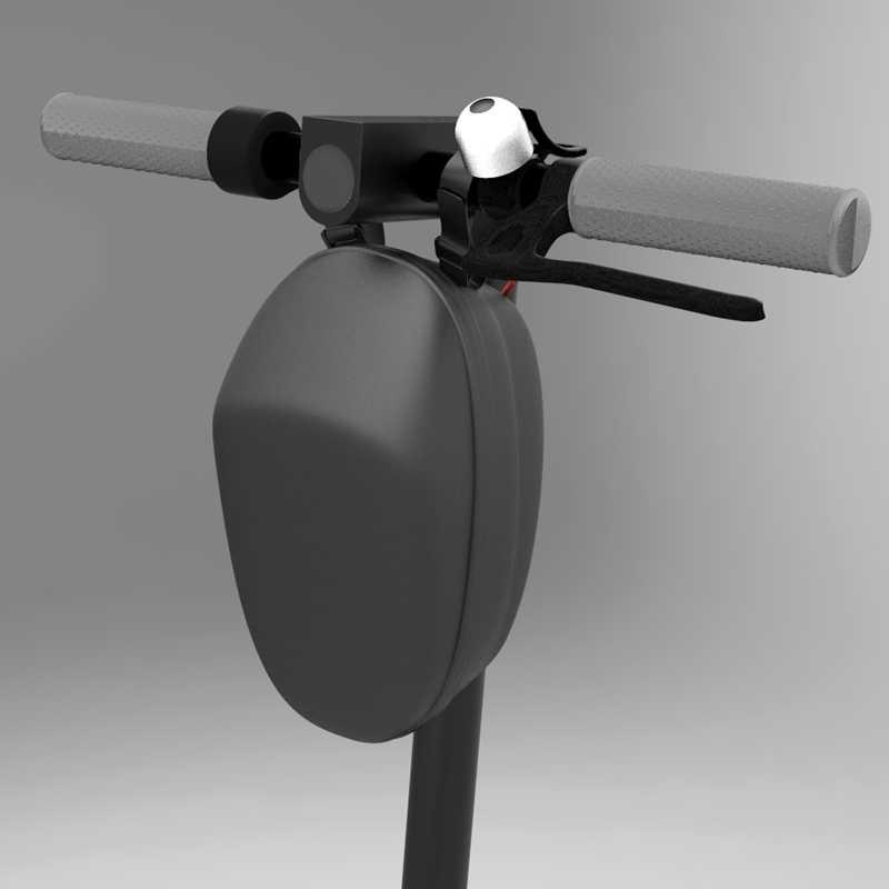 Universale Scooter Testa Maniglia Anteriore del Sacchetto per Xiaomi Norma Mijia M365 Scooter Elettrico Ninebot ES Nextdrive F0 Caricabatterie Strumento di Stoccaggio