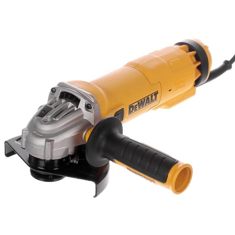Angle grinder DeWalt DWE4237 (power 1400 W, 125mm, soft start) все цены