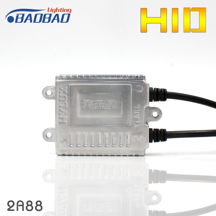 Baobao Top Quality Hylux 2a88 35w Canbus Asic Chip Car Hid Headlight Wiring Devices Market Share P5