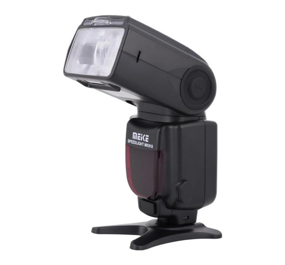 Meike MK-910 MK910 TTL 1 / 8000s HSS Sync Master y Slave flash de - Cámara y foto - foto 3