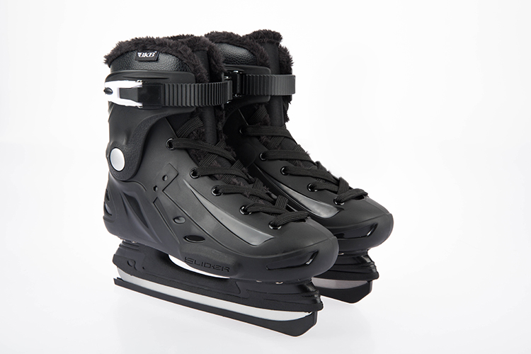 Speed Skater Ice Skating Fast Satin Chrome Plated Metal Money Clip