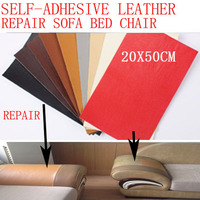 Sofa Repair Leather Self Adhesive Pu For Car Seat Chair Bed Bag Patch Dog Bite Hole