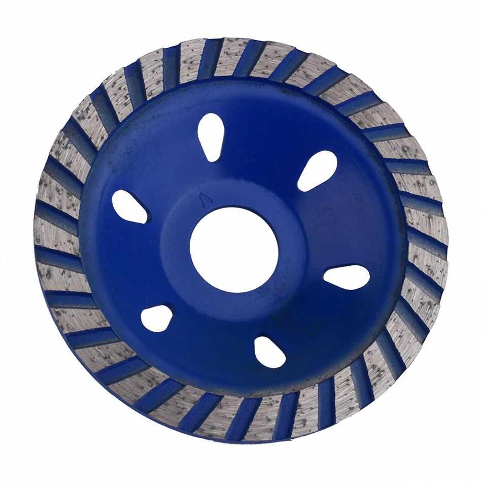 Диск колеса Бетонная Кладка камня инструмент 4 дюйма 100 мм Алмазный круг обработки камня бетонная чашка алмазная шлифовальная кладка