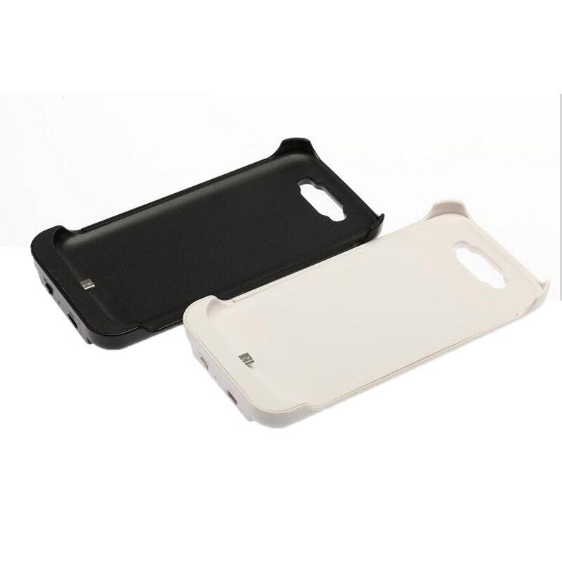 bilder für Für samsung note 2 telefon unterstützungsbatterie energienbank 3600 mah für samsung galaxy note 2 n7100 ladegerät fall abdeckung